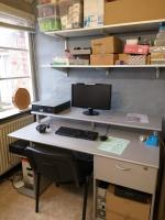 Administratief atelier